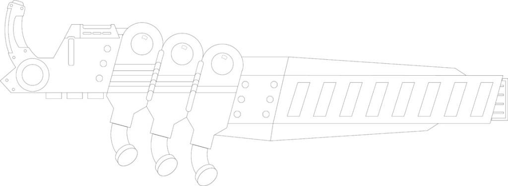 DF13 Splice Blueprint